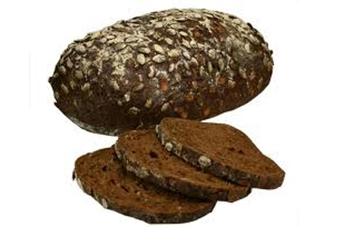 Bruin brood kleurstof