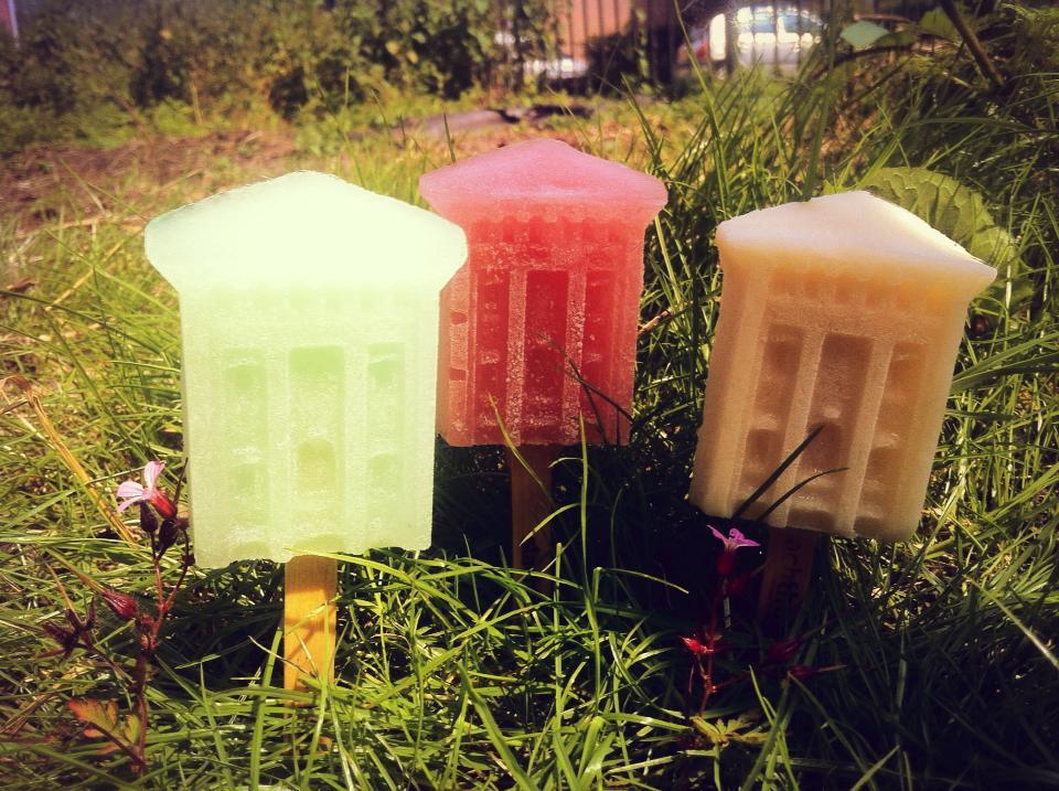Melt Icepops