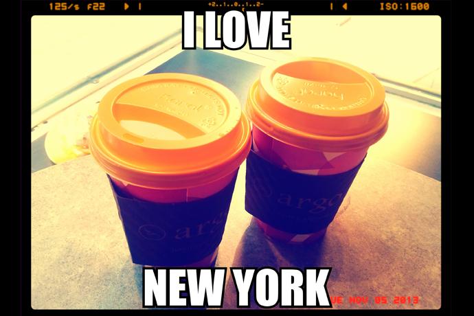 Foodie-in-NYC