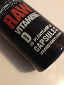 Voedingssupplement raw D