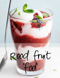 Rood-fruit-fool