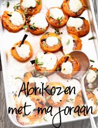 abrikozen-met-majoraan