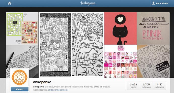 Ankepanke-Instagram