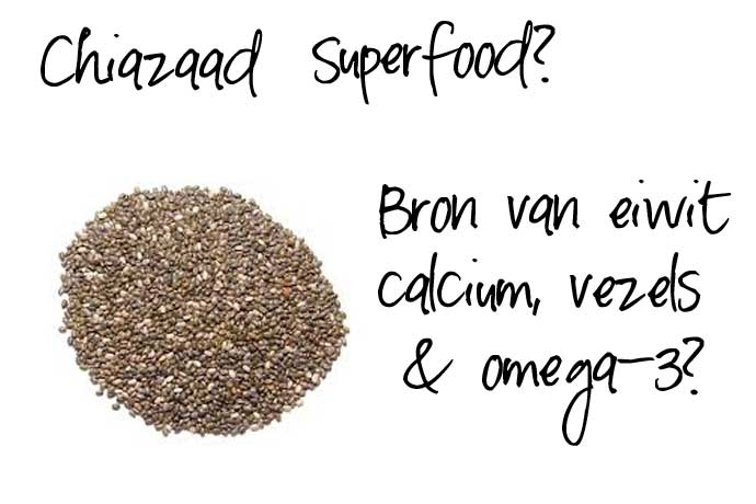 Chiazaad superfood
