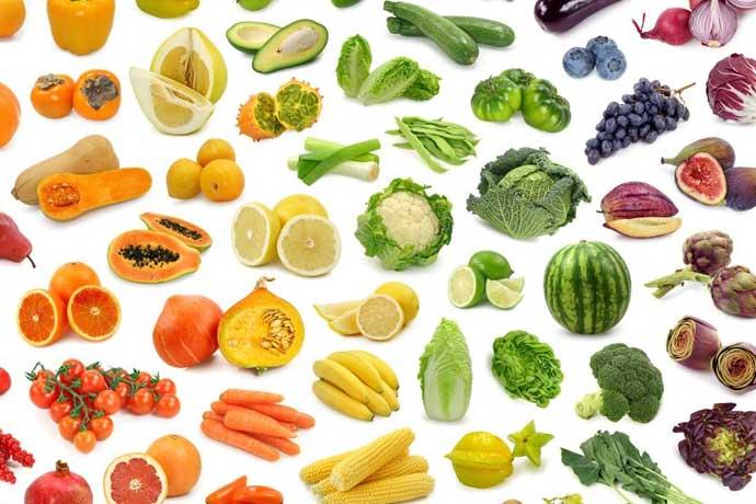Minder voedingsstoffen in groenten en fruit