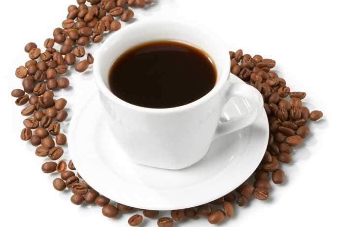koffie en uitdroging