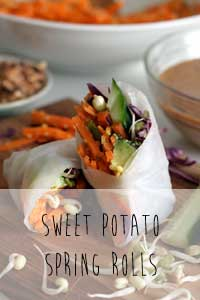 Zoete aardappel recepten