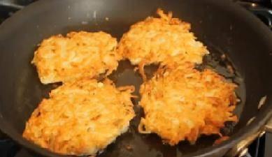 zoete aardappel met