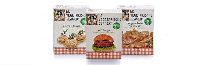 Vegetarische slager