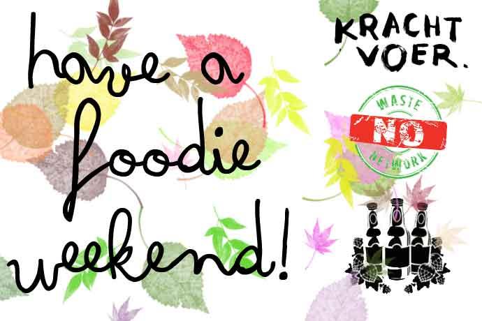 Foodie-weekend