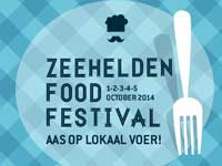 Zeehelden-Food-festival