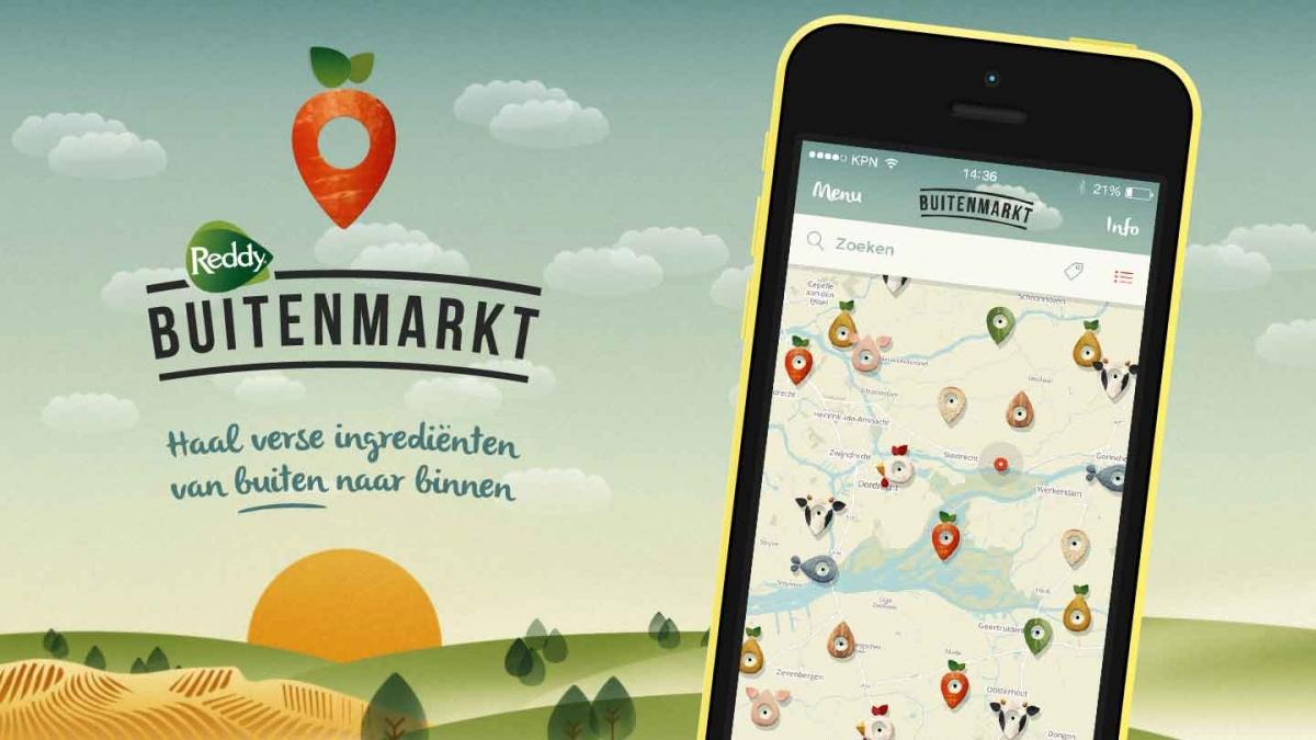 Buitenmarkt app
