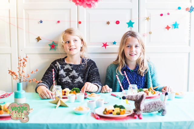 vegetarisch kerstmenu kinderen