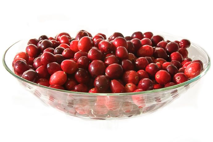 Blaasontsteking en cranberries