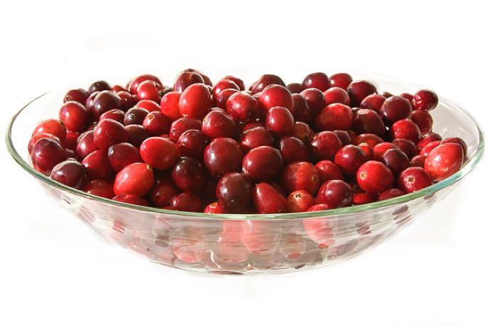 Blaasontsteking en cranberries