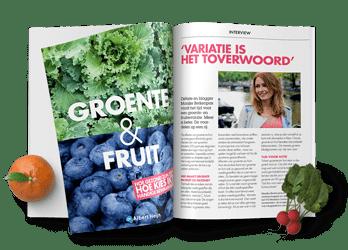 Februari 2016, Allerhande Groente & Fruit Special