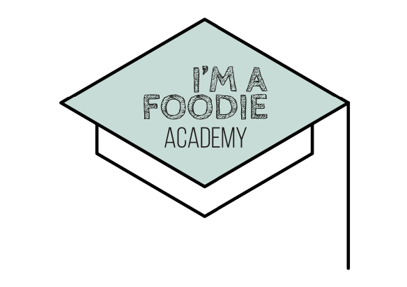 I'm a Foodie academy