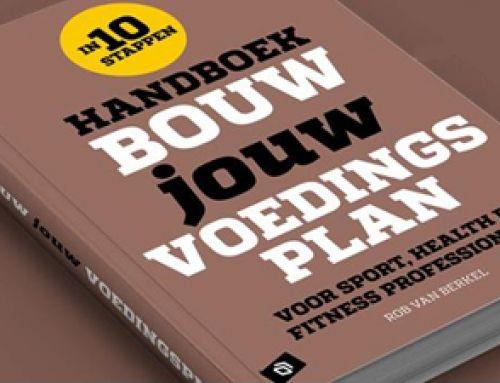 Boekreview: Bouw Jouw Voedingsplan (in 10 stappen) van Rob van Berkel