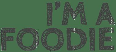 I'm a Foodie Retina Logo