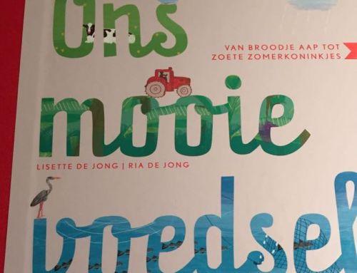Boekreview Ons mooie voedselboek, Lisette de Jong & Ria de Jong