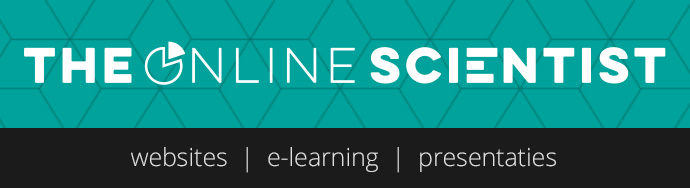 The Online Scientist - Liesbeth Smit - Wetenschappelijke presentaties, websites en e-learning