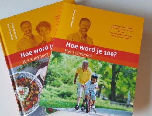 Review 'Hoe word je 100? Actieboek + Kookboek'