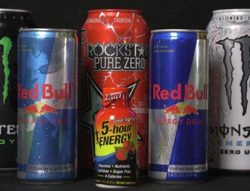 Cafeïne en energydrinks voor kinderen