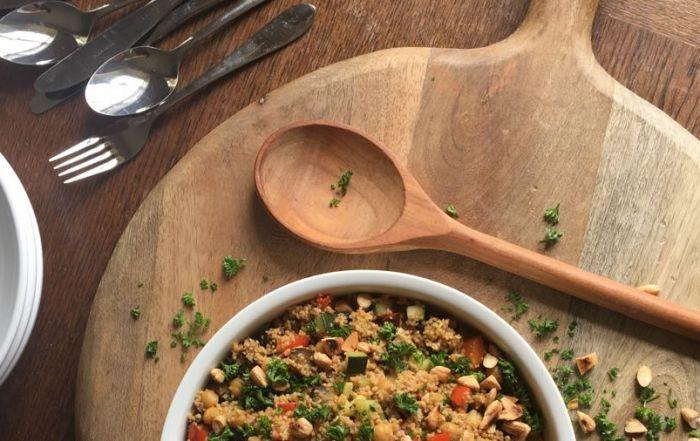 marrokaanse couscous