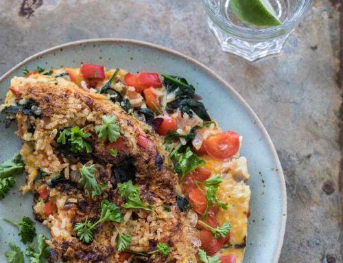 Eet als een atleet: recept #2 Sport omelet