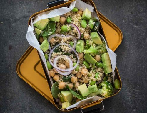 Eet als een atleet: recept #1 Couscous salade