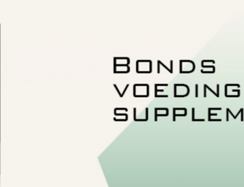 Review: Bonds Voedingssupplementen