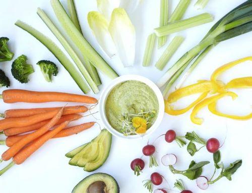 Hoeveel groenten kan jij op?