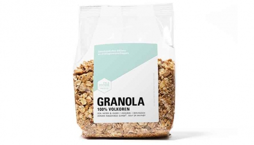 I'm a Foodie granola