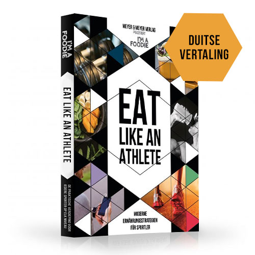 Eat like an Athlete - Book sport nutrition
