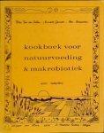 Kookboek voor natuurvoeding en makrobiotiek