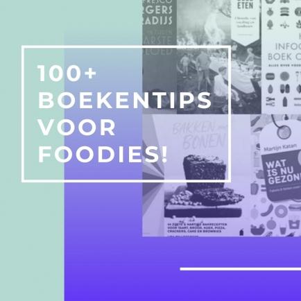 100+ boekentips voor foodies