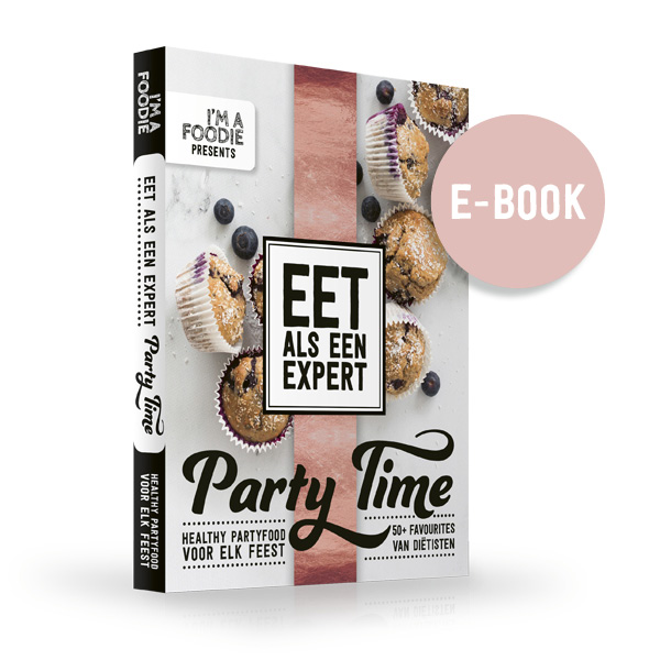 Eet als een expert - Party Time E-BOOK