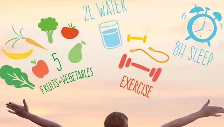 Tips voor een goede gezondheid in tijden van corona
