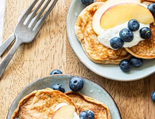 Eet als een atleet hardloop editie: Recovery protein pancakes