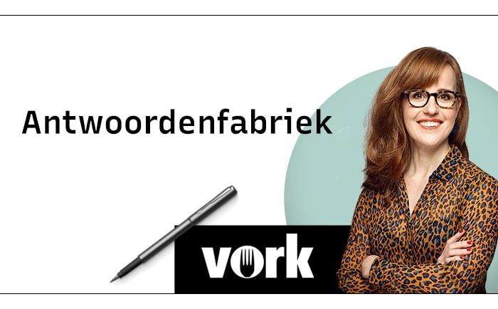 Liesbeth Smit Column in samenwerking met Vork
