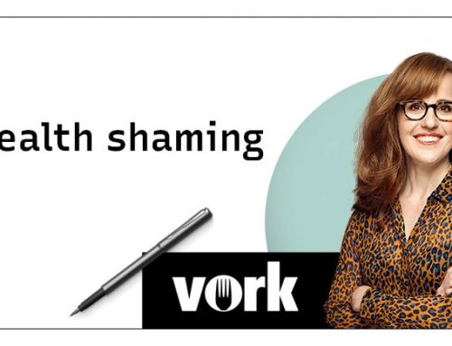 Health shaming – Column door Liesbeth