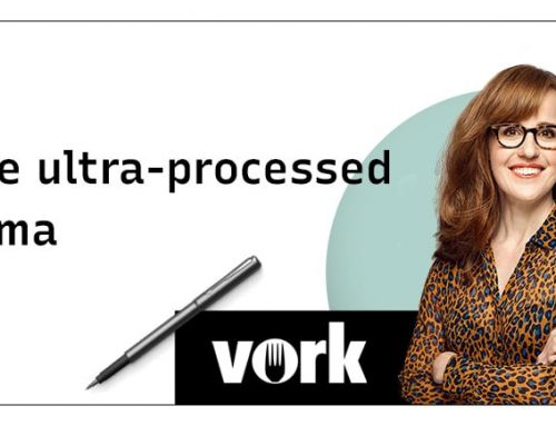 De ultra-processed oma – Column door Liesbeth