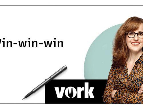 Win-Win-Win – Column door Liesbeth