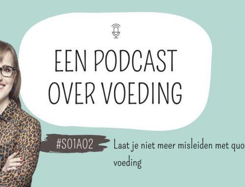 #S01A02 Laat je niet meer misleiden met quotes over voeding, een gesprek met voedingswetenschapper Liesbeth Smit