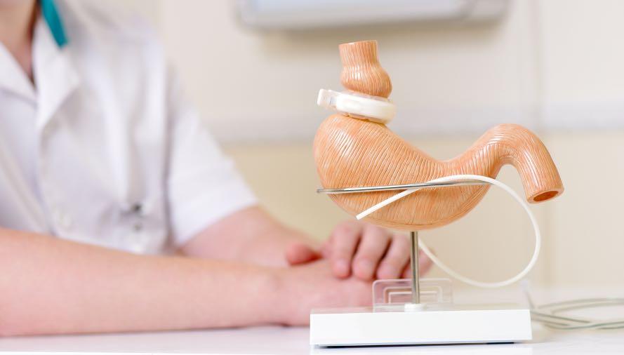 Optimale voedingstoestand na een maagverkleining
