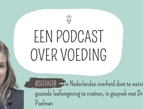 #S01A08: De Nederlandse overheid doet te weinig om een gezonde leefomgeving te creëren, in gesprek met Dr. Maartje Poelman