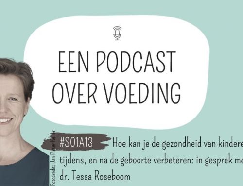 #S01A13: Hoe kan je de gezondheid van kinderen voor, tijdens, en na de geboorte verbeteren:  in gesprek met prof. dr. Tessa Roseboom