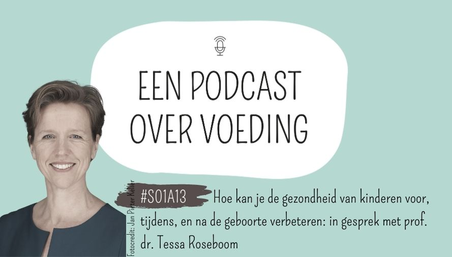 Een podcast over voeding