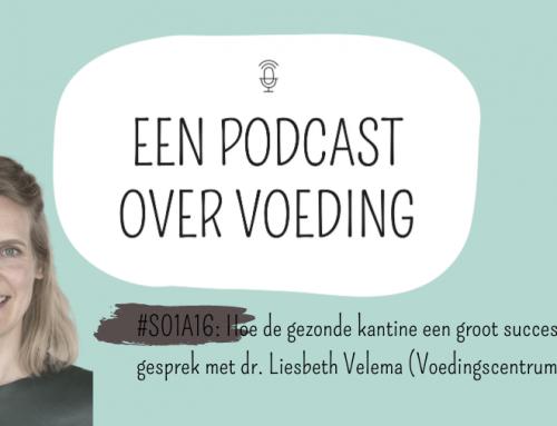 #S01A16: Hoe de gezonde kantine een groot succes wordt, in gesprek met dr. Liesbeth Velema (Voedingscentrum)