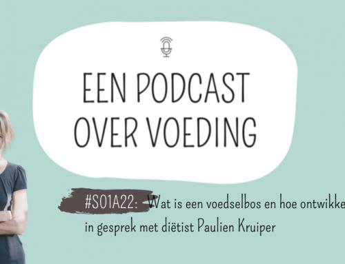 #S01A22: Wat is een voedselbos en hoe ontwikkel je dat?, in gesprek met diëtist Paulien Kruiper